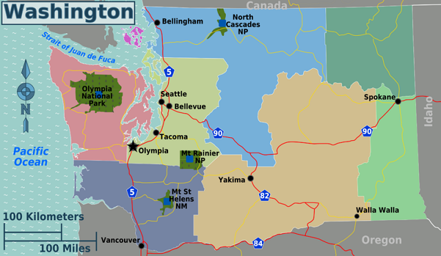 Washington_regions_map