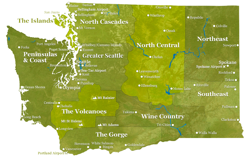 Regions in Brief in Washington State