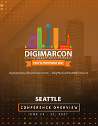 DigiMarCon Pacific Northwest 2021 Brochure